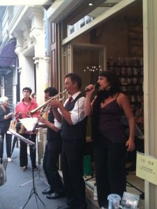 Gefilte Swing & Brûlerie de Montmartre
